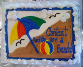 Content Audits are a Beach