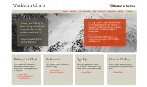 Washburn Climb