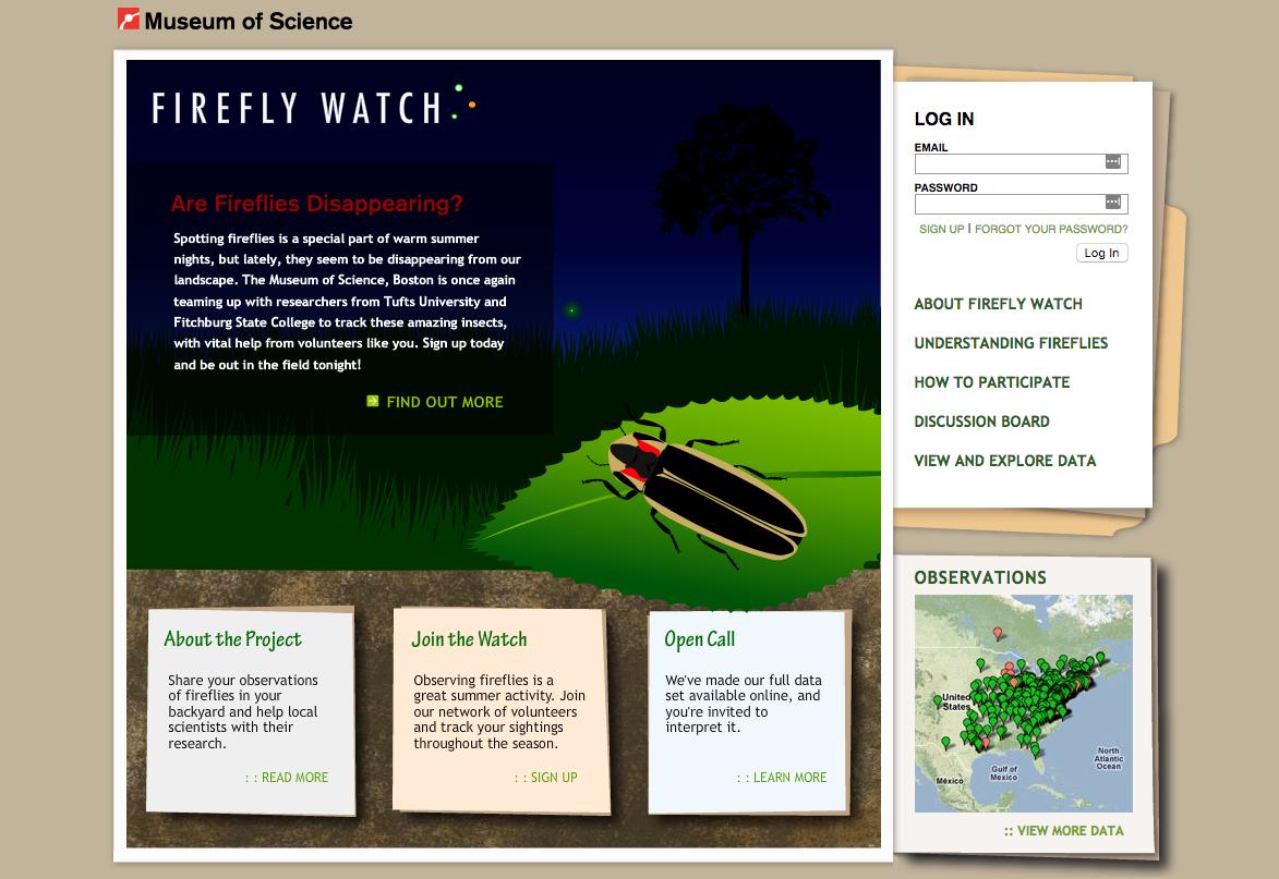 Firefly Watch