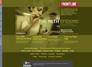 The Meth Epidemic